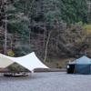 フレディと行くデュオキャンプ(写真多め)